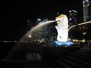 Photo: Merlion