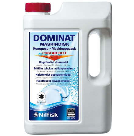 Maskindiskmedel Dominat  1,5kg