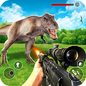 Dino Hunting Free Gun Game Wild Jungle Animal