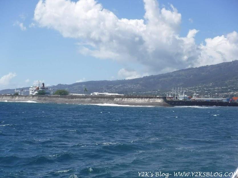 La pass di Papeete - Tahiti