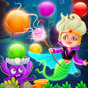Little Mermaid Bubble Shooter icon