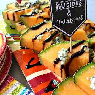 Melon Blue Cheese Appetizer Recipe
