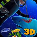 Shark Hunting: Spear Fishing icon