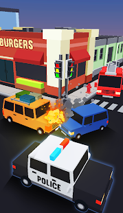 Real Traffic Light Car Games Arcade