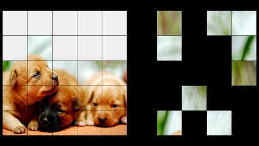 玩免費休閒APP 下載子犬ジグソーパズル+ LWP app不用錢 硬是要APP