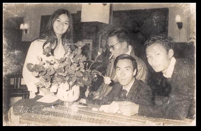 Khánh Ly, Đỗ Long Vân, Đinh Cường, Trịnh Xuân Tịnh