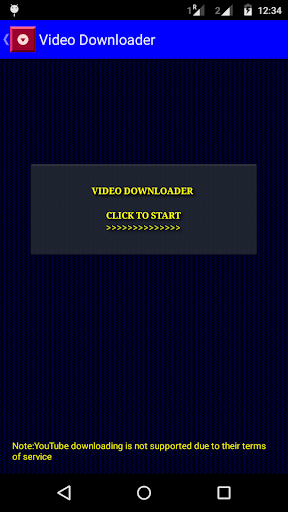 Free Tube Video Downloader HD