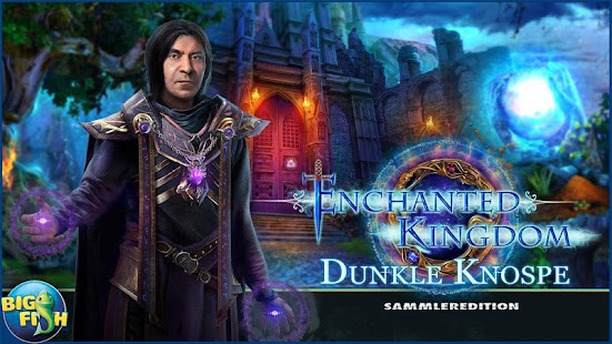 Enchanted Kingdom: Dunkle Knospe Screenshot
