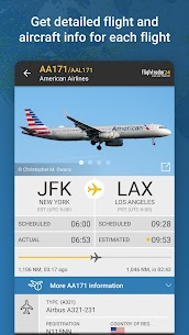 Flightradar24 Flight Tracker Mod Apk – For Android 3