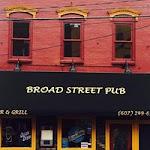 Logo for Broad Street Pub