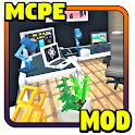 Furniture & Decorations MCPE - Minecraft Mod icon