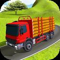 Future Dump Cargo Truck Drive Simulator 2019 icon