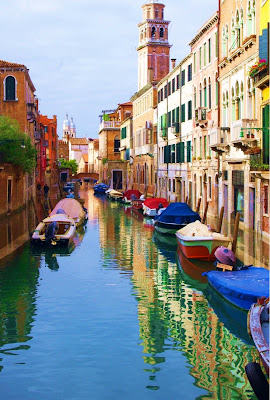 Colori di Venezia. di micphotography