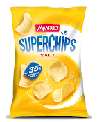 Maarud Superchips Salt 135 g