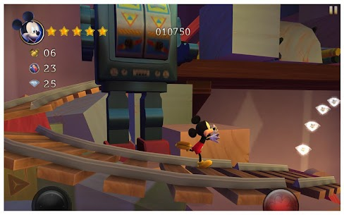 Castle of Illusion Apk Mod Versão Completa 4
