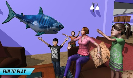 RC Flying Shark Simulator Game Virtual Toy Fun Sim- screenshot thumbnail