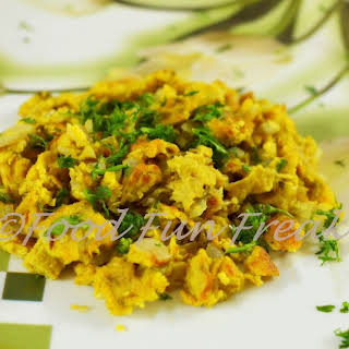 Indian Egg Snack Recipes.