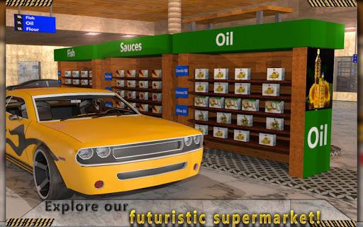 超市:汽车驱动器直通|玩模擬App免費|玩APPs
