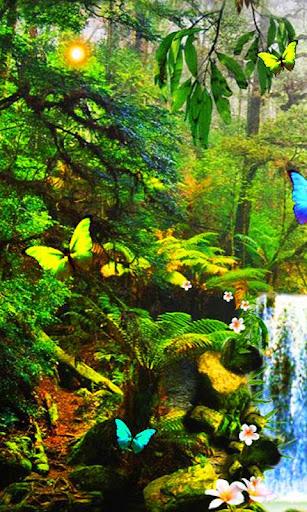 Waterfalls Sounds LWP