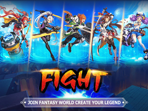 Blade & Wings: Future Fantasy 3D Anime MMORPG Game 1.8.8.1808021204.11 screenshots 8