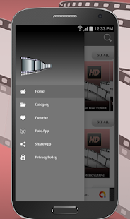 HD Video Cinema - New Movies Screenshot
