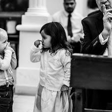 Wedding photographer Javier Luna (javierlunaph). Photo of 02.10.2018