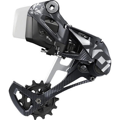 SRAM X01 Eagle AXS Upgrade Kit - Rear Derailleur, Battery, Eagle AXS Controller w/ Clamp, Charger/Co alternate image 1