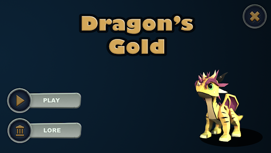 Dragon Gold and Old Castle Screenshot