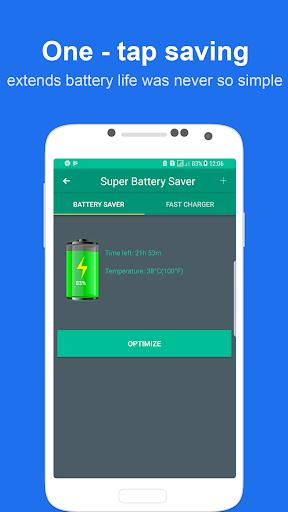 mod Super Battery Saver - Fast Charger 5x 1.15 screenshots 2