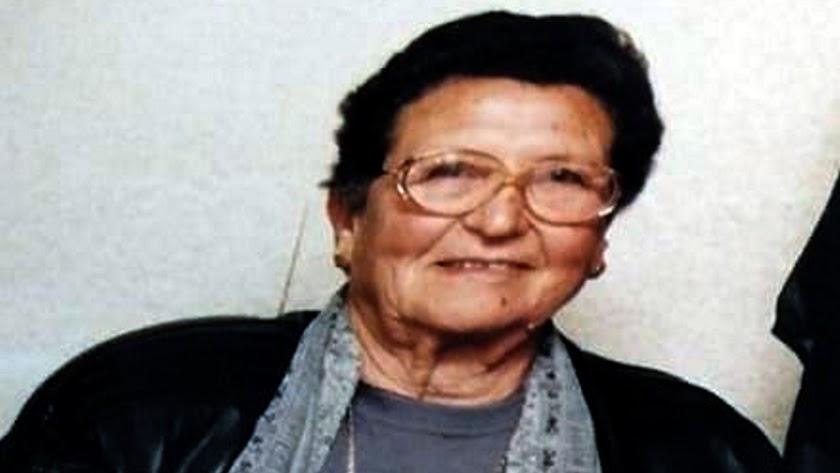 Antonia Viñuelas Guerrero ha fallecido en Vera.