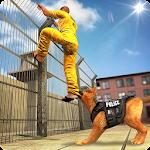 Prison Escape Police Dog Chase