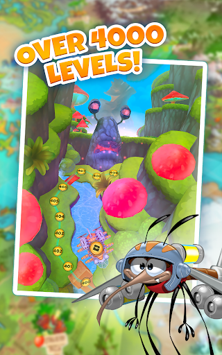 Best Fiends - Free Puzzle Game filehippodl screenshot 5