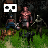 VR Horror Train Rides Pack (Google Cardboard) Android APK Download Free By Romale Game Studio