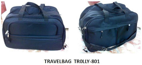 Photo: Travelbag Trolley - 801