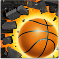 Basket Wall - Bounce Ball & Dunk Hoop APK