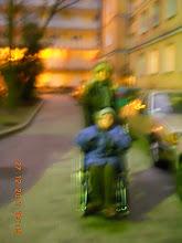 Photo: 27 XII 2011 roku  - idziemy na rynek