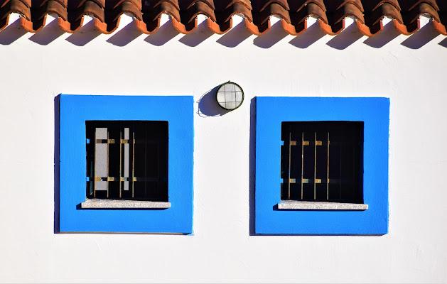 Azzurro per due di legrand