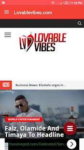 Lovablevibes.com - náhled