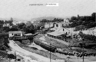 Photo: Muíño do peilán