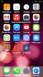 OS 11 launcher HD for phone 8 New - náhled