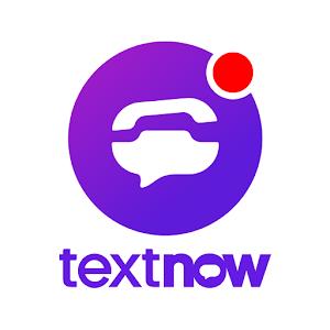 TextNow Free Texting Calling App 20.17.0.3 by TextNow Inc. logo