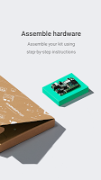screenshot of Android Things Toolkit