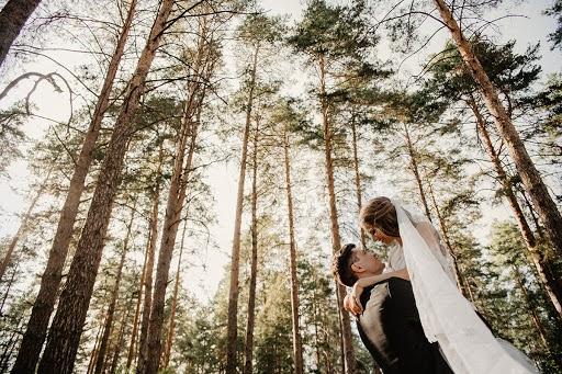 Bryllupsfotograf Nadya Yamakaeva (NdYm). Bilde av 13.06.2018
