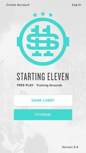 Starting 11 Fantasy Football screenshots 1