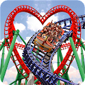 Roller Coaster Rush Simulator icon