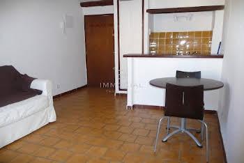 Appartement meublé 2 pièces 37,55 m2