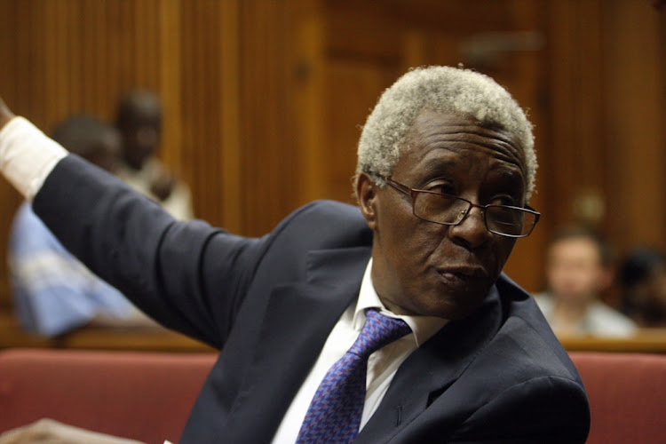Judge Nkola Motata