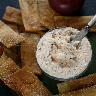 Apple-Cheese Spread