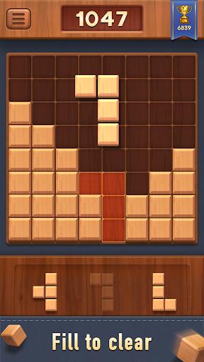 Woodagram - Classic Block Puzzle Game filehippodl screenshot 1