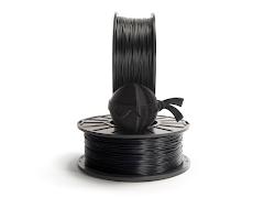 NinjaTek Chinchilla Midnight Black TPE Filament - 2.85mm (0.5kg)